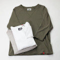 [THE HARD MAN] Vintage cotton 3/4 sleeve
