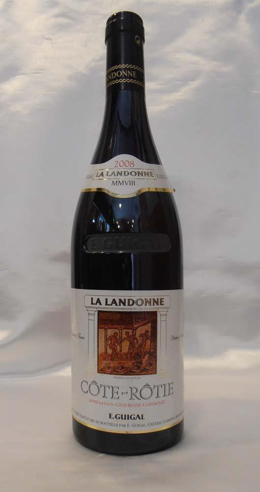 [2008]Cote-Rotie la Landonneコート・ロティ・ラ・ランドンヌ【ギガル】