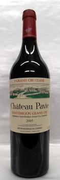 [2005] Ch. Pavie  シャトー・パヴィ 750ml