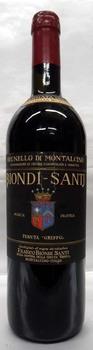 [1993] Brunello Montalcino Il Greppo【Biondi Sante】ブルネッロ・ディ・モンタルチーノ・イル・グレッポ【ビオンディ・サンティ】750ml