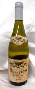 [2004]Bourgogne Chardnnay ブルゴーニュ・シャルドネ【コシュ・デュリ】 750ml