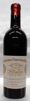 [1950] Ch. Cheval-Blanc シャトー・シュヴァル・ブラン(B) 375ml ※ハーフサイズ