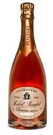 【NV】Herbert Beaufor Brut Rose GRAND CRU/エルベール・ボーフォール ブリュット・ロゼ・グラン・クリュ 750ml