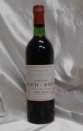 【1979】Ch. Lynch Bages/シャトー・ランシュ・バージュ750ml