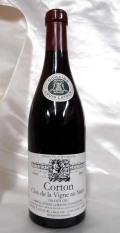 ��2004��Corton Clos de la Vigne au Saint /����ȥ��?�ɡ��顦�������˥塦����������(Domaine Louis Latour/�륤����ȥ�����)750ml