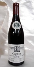 【2004】Corton Clos de la Vigne au Saint /コルトン・クロ・ド・ラ・ヴィーニュ・オー・サン(Domaine Louis Latour/ルイ・ラトゥール)750ml