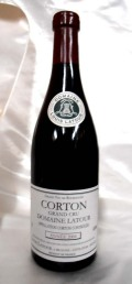 【2004】Corton Grand Cru/コルトン・グラン・クリュ(Domaine Louis Latour/ルイ・ラトゥール)750ml
