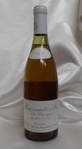 【1978】Meursault 1er Cru les Charmes ムルソー・プルミエ・クリュ レ・ショーム (Maison Leroy/メゾン・ルロワ)750ml