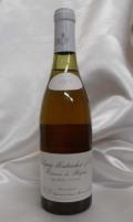 【1978】Puligny Montrachet 1er Cru Hameau de Blagny ピュリニー・モンラッシェ・プルミエ・クリュ アモード・ブラニー (メゾン・ルロワ)750ml