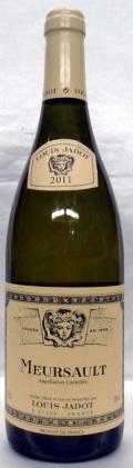 【2011】Meursault/ムルソー(Louis Jadot/ルイ・ジャド)750ml