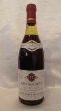 [1969] Bourgogne Ruge Renommeeブルゴーニュ・ルージュ・ルノメ【ルモワスネ】 750ml