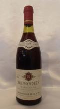[1978] Bourgogne Ruge Renommeeブルゴーニュ・ルージュ・ルノメ【ルモワスネ】 750ml