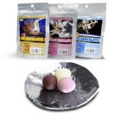【宇宙食】スペースチョコレート3点セット