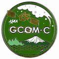 【JAXAオフィシャルグッズ】GCOM-Cピンバッチ