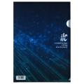 【素粒子物理グッズ】ILC国際リニアコライダー新クリアファイル