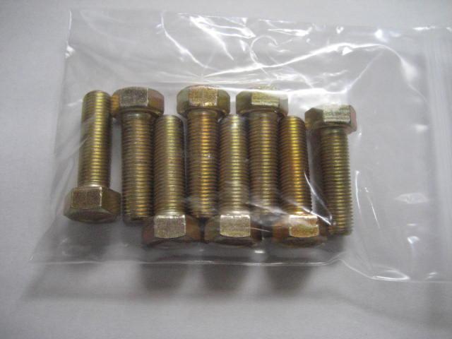 SP/SR311デフリングギヤ取り付けインチボルトセット(リングギヤスペーサー使用時用)