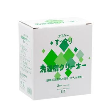 エスケー石鹸 すっきり洗濯槽クリーナー500X2  (1010-0105)
