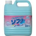 ミツエイ ふっくらやわらかソフター 4L 業務用 柔軟剤  (1723-0103)