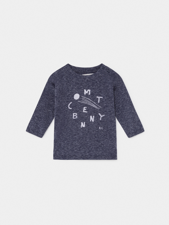 【BOBOCHOSES】219135 COMET BENNY LONG SLEEVE T-SHIRT/baby
