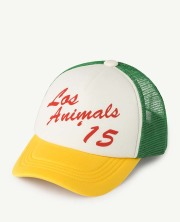 【THE ANIMALS OBSERVATORY】001102_099_MZ Yellow Hamster Cap