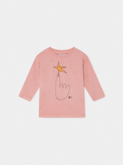 【BOBOCHOSES】219129 THE NORTHSTAR LONG SLEEVE T-SHIRT/baby