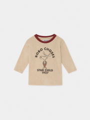 【BOBOCHOSES】219130 THE MOOSE LONG SLEEVE T-SHIRT/baby