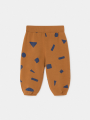 【BOBOCHOSES】219171 ALL OVER STUFF JOGGING PANTS/baby