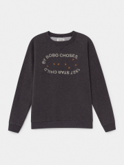 【BOBOCHOSES】219911 Starchild Patch Sweatshirt/大人