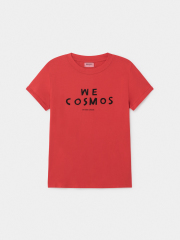 【BOBOCHOSES】219947 We Cosmos Short Sleeve T-Shirt/大人