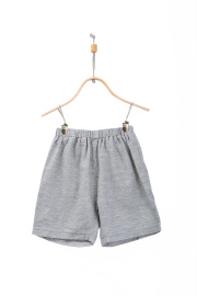 【DONSJE】Evan Shorts Light Grey Cotton