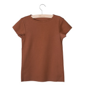 【Little Hedonist 】SHIRT ISABEL Mocha
