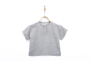 【DONSJE】Joe Top Light Grey Cotton