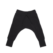 【MINGO.】MI1900093A3  Slim fit jogger  Black