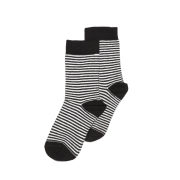 【MINGO.】MI1700287A3  Socks  Striped/black