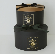 【cokitica】hat box by CA4LA