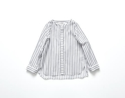 【cokitica】ceremony stripe shirt