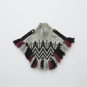 【eLfinFolk】elf-192K13 Nordic knit mantle