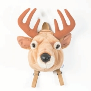 【WILD & SOFT】 Backpack Deer