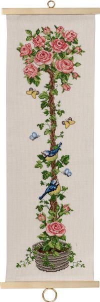 〔Permin〕 刺繍キット P36-6415 <3月のおすすめキット>