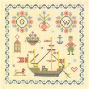 〔Fremme〕 刺繍キット 30-5185 【即日発送可】