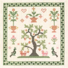 〔Fremme〕 刺繍キット 30-5190