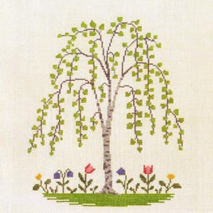 〔Fremme〕 刺繍キット 30-5467 <3月のおすすめキット>