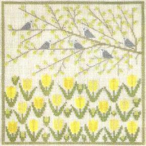 〔Fremme〕 刺繍キット 30-6205