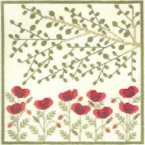 〔Fremme〕 刺繍キット 30-6207