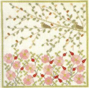 〔Fremme〕 刺繍キット 30-6209