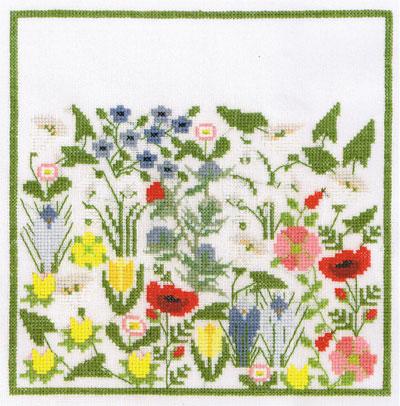 〔Fremme〕 刺繍キット 30-6213