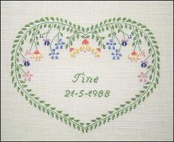 〔Fremme〕 刺繍キット 30-6267 <4月のおすすめキット>