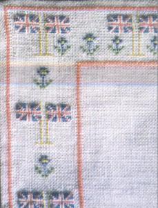〔Fremme〕 刺繍キット 40-5580