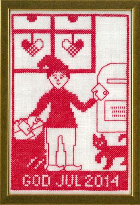 〔fru zippe〕 刺繍キット 70-0242