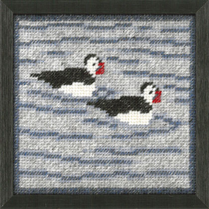 〔fru zippe〕 刺繍キット 70-0274